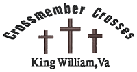 Crossmember Crosses Homepage Link Logo